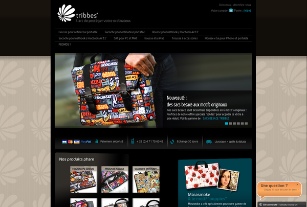 snapshot tribbes.com