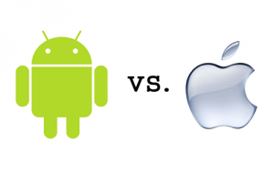 Anroïd ou iOS