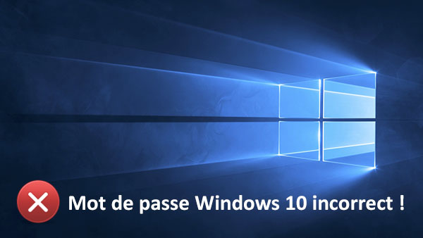 Réinitialiser le mot de passe Windows 10 - Renee PassNow