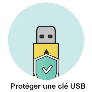 Crypter une clé USB avec un logiciel de cryptage gratuit, Renee File Protector