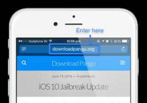 télécharger Pangu pour jailbreak iOS 10.1 / 10.1.1 sur iPhone 7